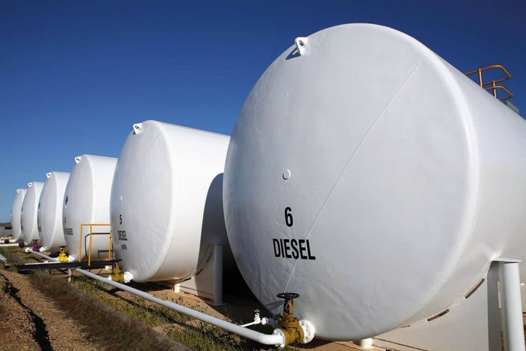 Storage Tank Cleaning Services - InserveMechanical