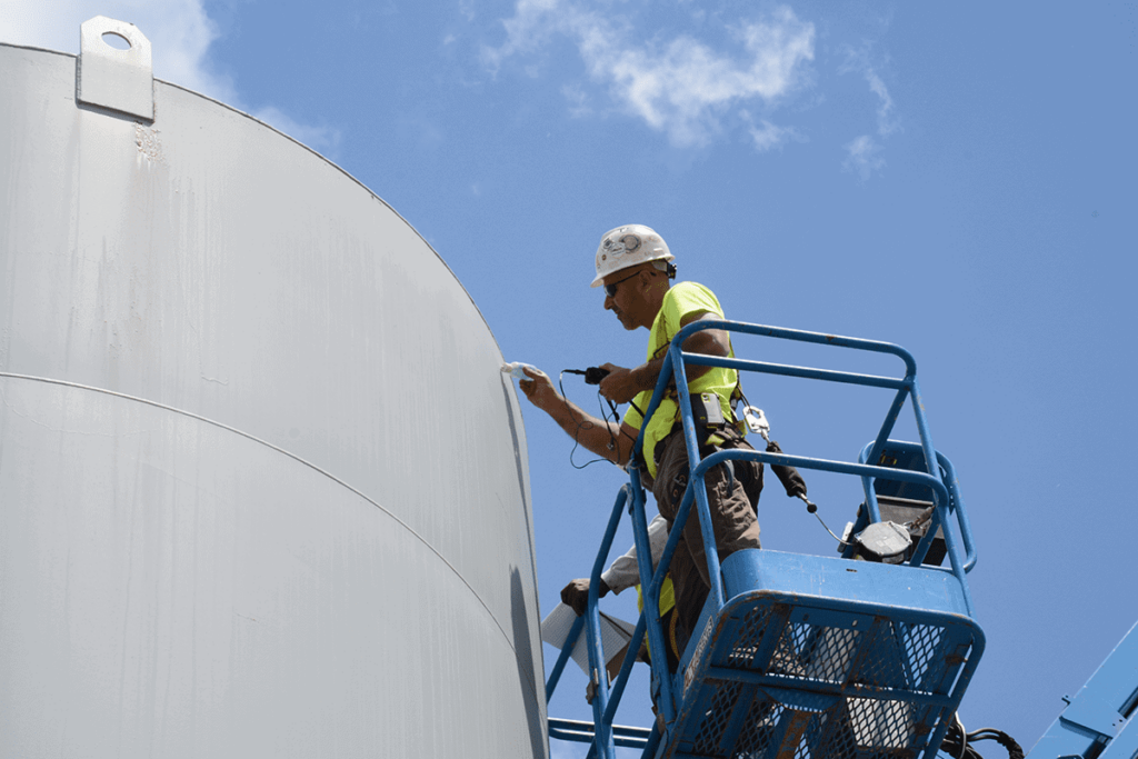 Certified Storage Tank Inspections Inservemechanical