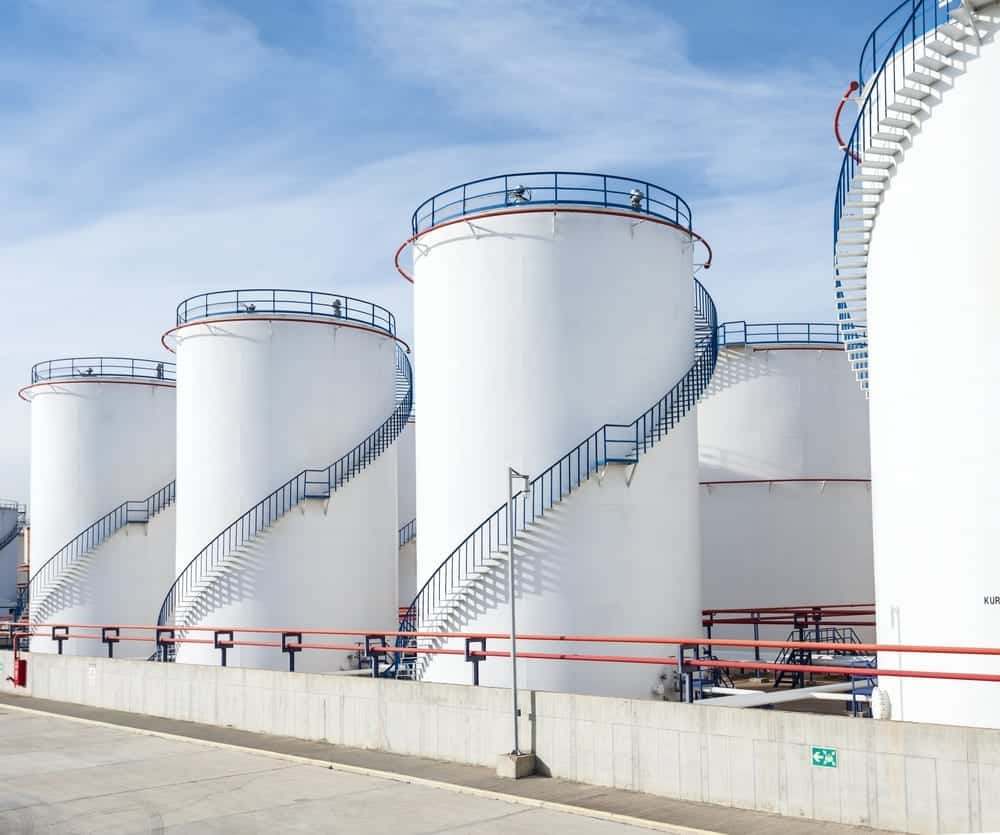 Storage tank Inspections - Above Ground - Inserve Mechanical
