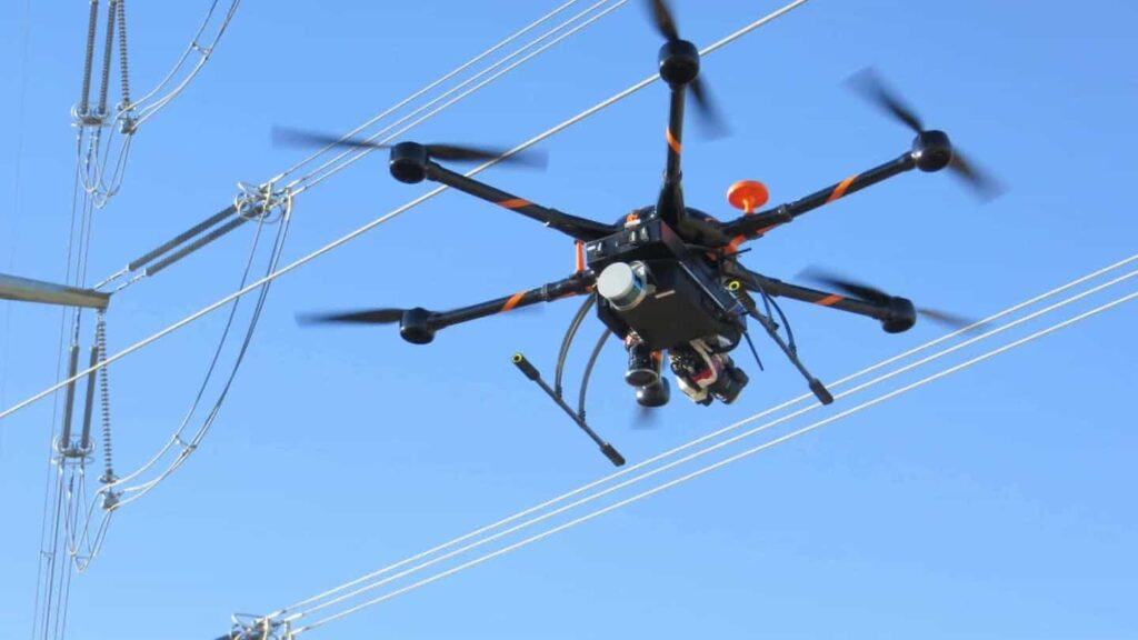 Drone Based Inspection Services - Inserve Mechanical Integrity
